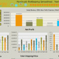 Handmade Bookkeeping Spreadsheet   Just For Handmade Artists Throughout Bookkeeping Spreadsheet