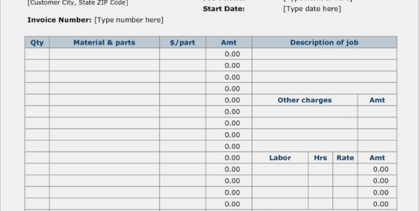 Handyman Invoice Pdf Handyman Receipt Template Excellent Sample To Handyman Invoice Handyman Invoice Expense Spreadsheet
