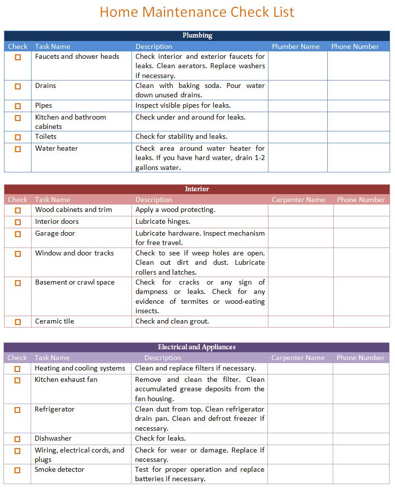 Home Maintenance Schedule Spreadsheet Debt Snowball Spreadsheet To Home Maintenance Spreadsheet