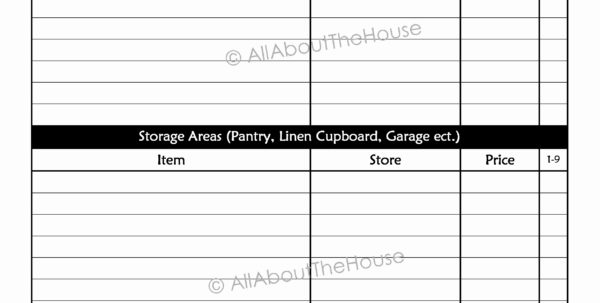 Household Inventory List Template Medical Supply Inventory For Supply Inventory Spreadsheet