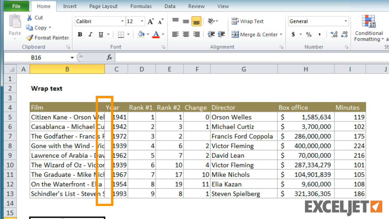 How Do You Wrap The Text In A Cell?   Bayt Specialties Within How Do You Do Spreadsheets