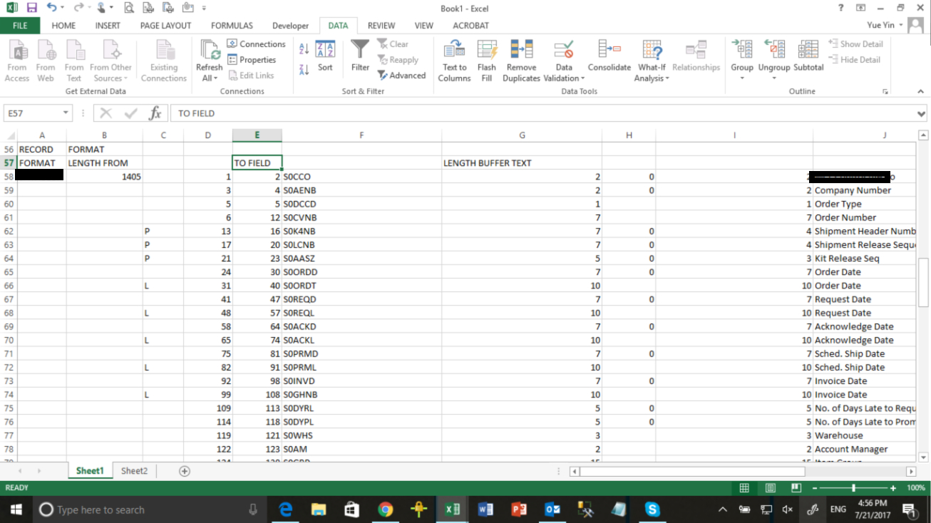 How To Convert Pdf Table To Excel Without Messed Up Columns?   Stack And Converting Pdf To Excel Spreadsheet