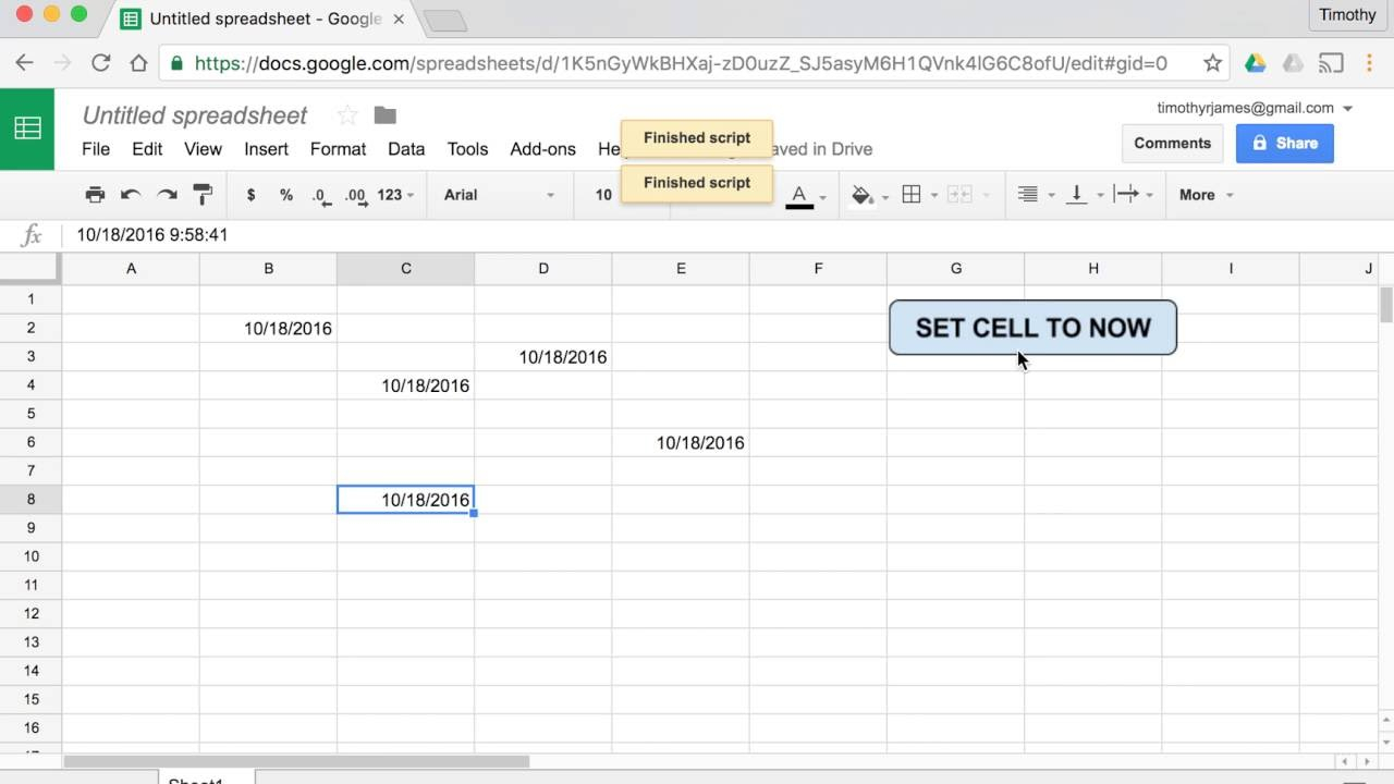 How To Create A Macro In Google Spreadsheet As Online Spreadsheet With Create Online Spreadsheet