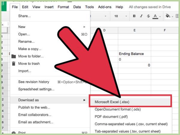 How To Create An Excel Spreadsheet Without Excel: 12 Steps Intended For How To Do Excel Spreadsheets