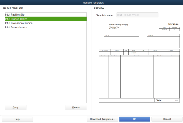 How To Customize Invoice Templates In Quickbooks Pro | Merchant Maverick And Quickbooks Invoice Templates