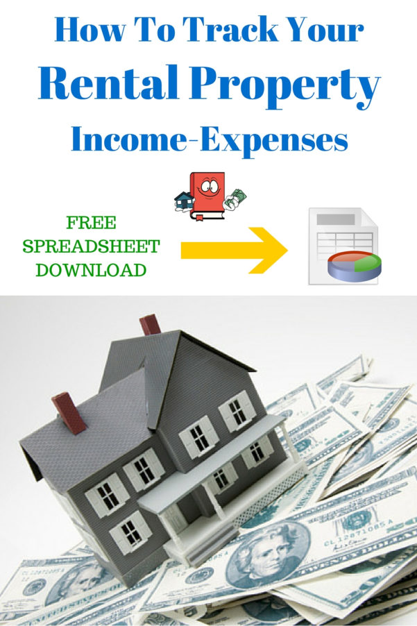 How To Keep Track Of Rental Property Expenses In Free Rental Property Spreadsheet