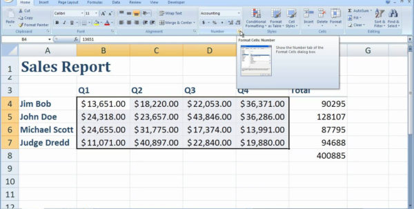 How To Make An Excel Spreadsheet Look Good | Papillon Northwan For How To Do Excel Spreadsheets