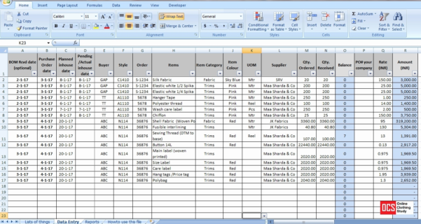 How To Make An Inventory Spreadsheet Awesome How To Maintain Fabric And How To Create An Inventory Spreadsheet