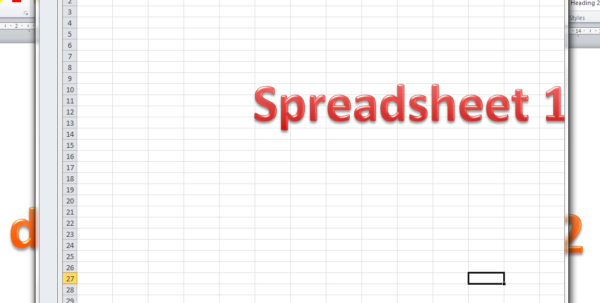 How To Make Budget Spreadsheet On Excel Tutorial Spreadsheets Do To How Do You Do Spreadsheets