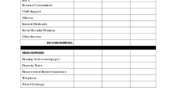 How To Make Your Own Budget Spreadsheet As Google Spreadsheet And Create Your Own Spreadsheet