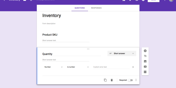 How To Manage Inventory In Google Sheets With Google Forms   How To In How To Create An Inventory Spreadsheet