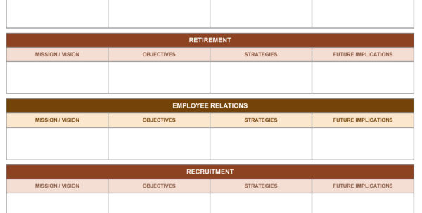 Human Resources Planning Guide | Smartsheet With Hr Spreadsheets