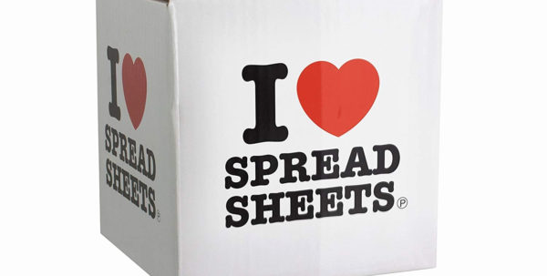 I Heart Spreadsheets Mug Lovely Paladone I Love Spreadsheets Mug With I Heart Spreadsheets