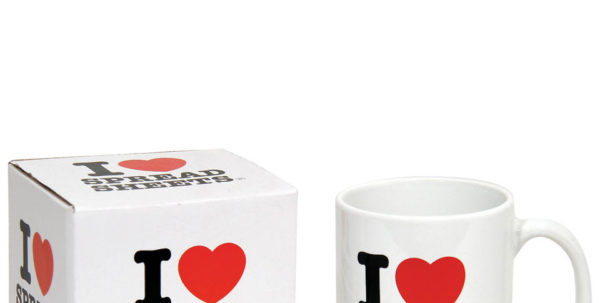 I Love Spreadsheets Mug | Iwoot Inside I Love Spreadsheets Mug