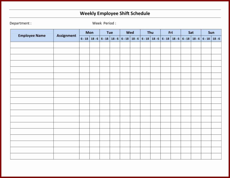 In A Spreadsheet Program New Spreadsheet Free Employee Shift With Employee Schedule Spreadsheet