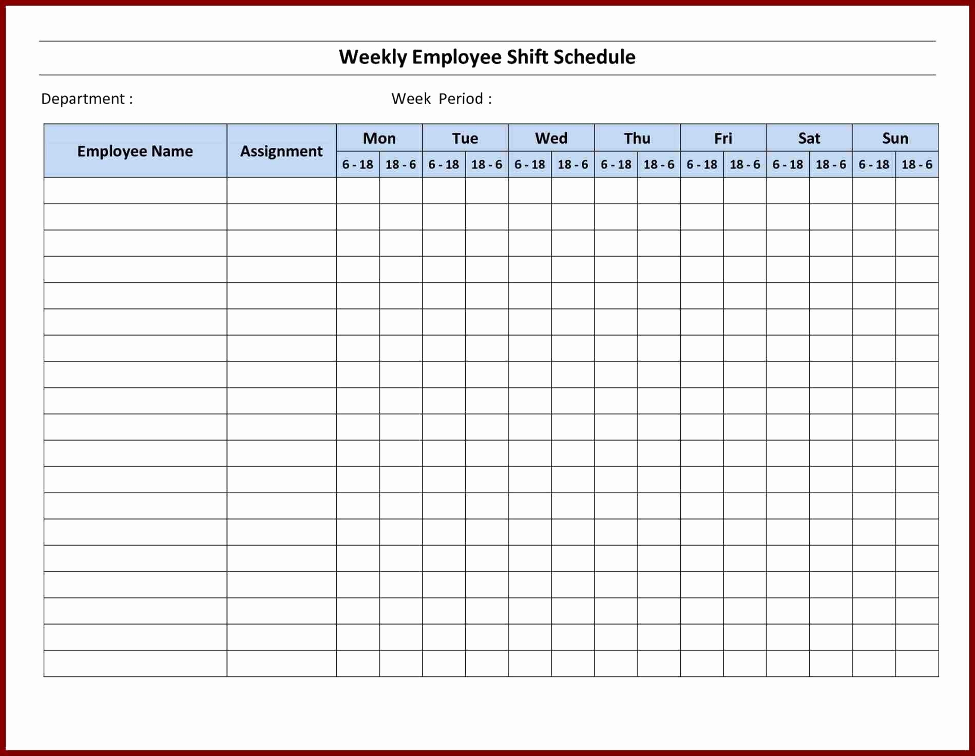 In A Spreadsheet Program New Spreadsheet Free Employee Shift With Employee Shift Scheduling Spreadsheet