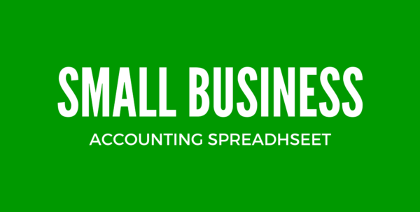 Income And Expenditure Template For Small Business   Excel With Spreadsheet For Business