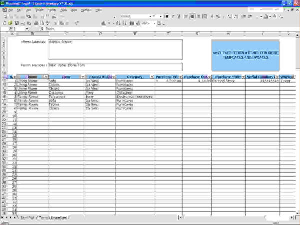 Inventory Control Spreadsheet Free Download As Spreadsheet App For With Excel Inventory Template Free Download