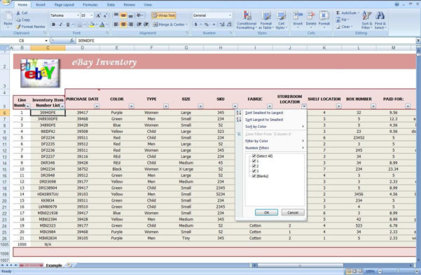 Inventory Excel Template Free Download And Physical Inventory Sheet In Inventory Excel Sheet Free Download