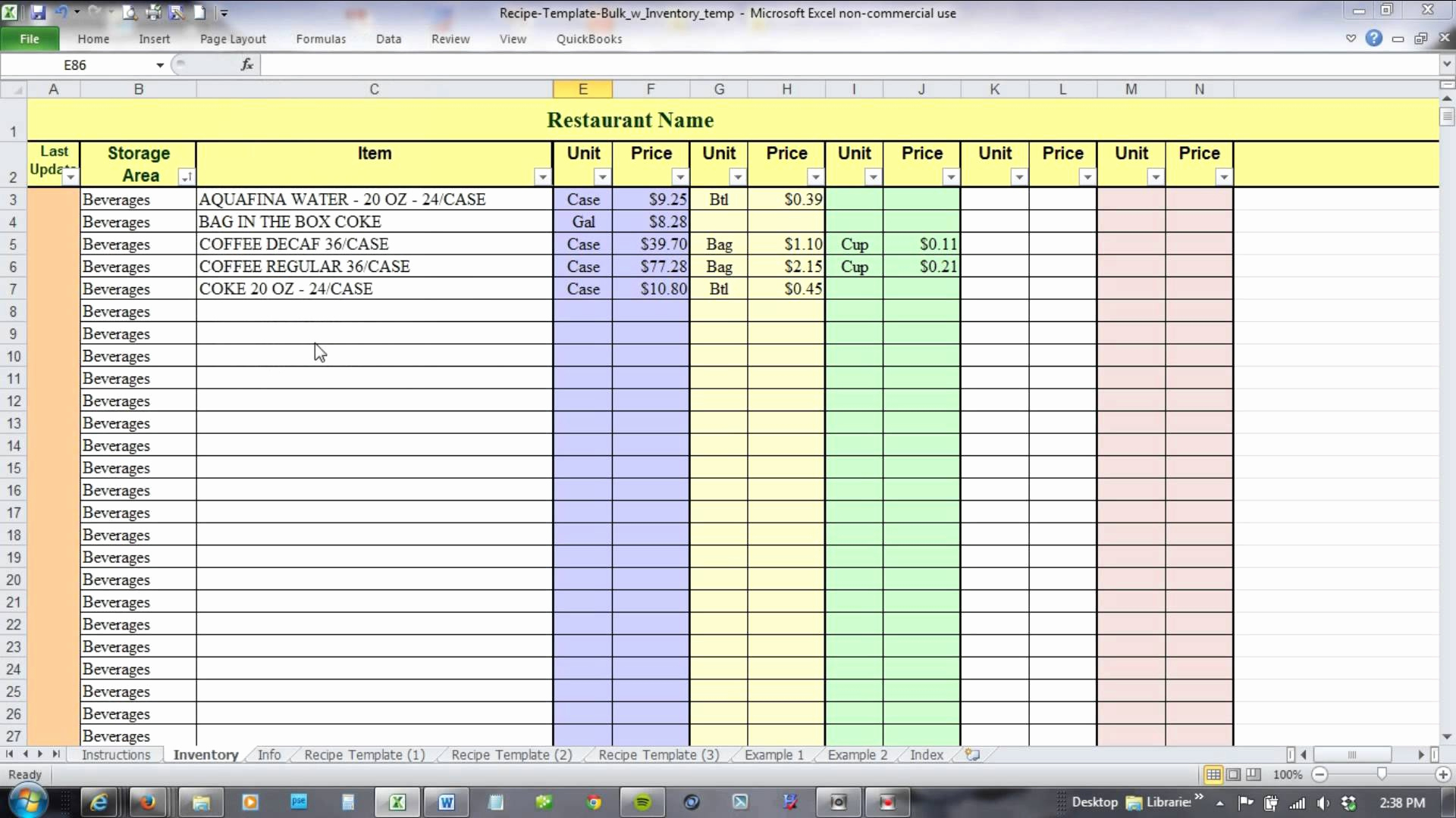 Inventory Management In Excel Free Download Inspirational Inventory Within Inventory System Excel Free Download