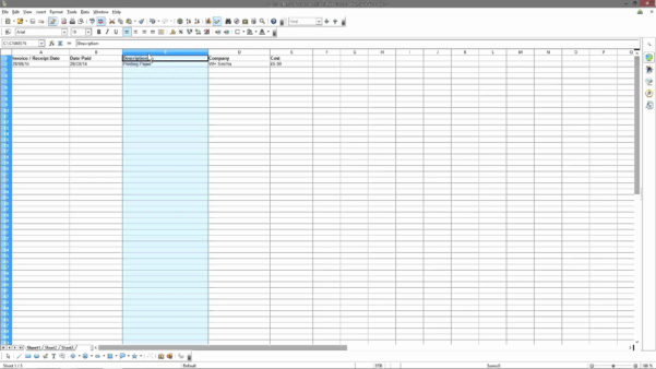 Inventory Sheet For Small Business Beautiful Small Business Inside Excel Spreadsheet For Accounting Of Small Business