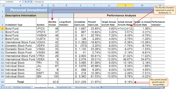 Investment Portfolio Sample Excel Valid Inventory Management Excel Throughout Inventory Management Excel Template