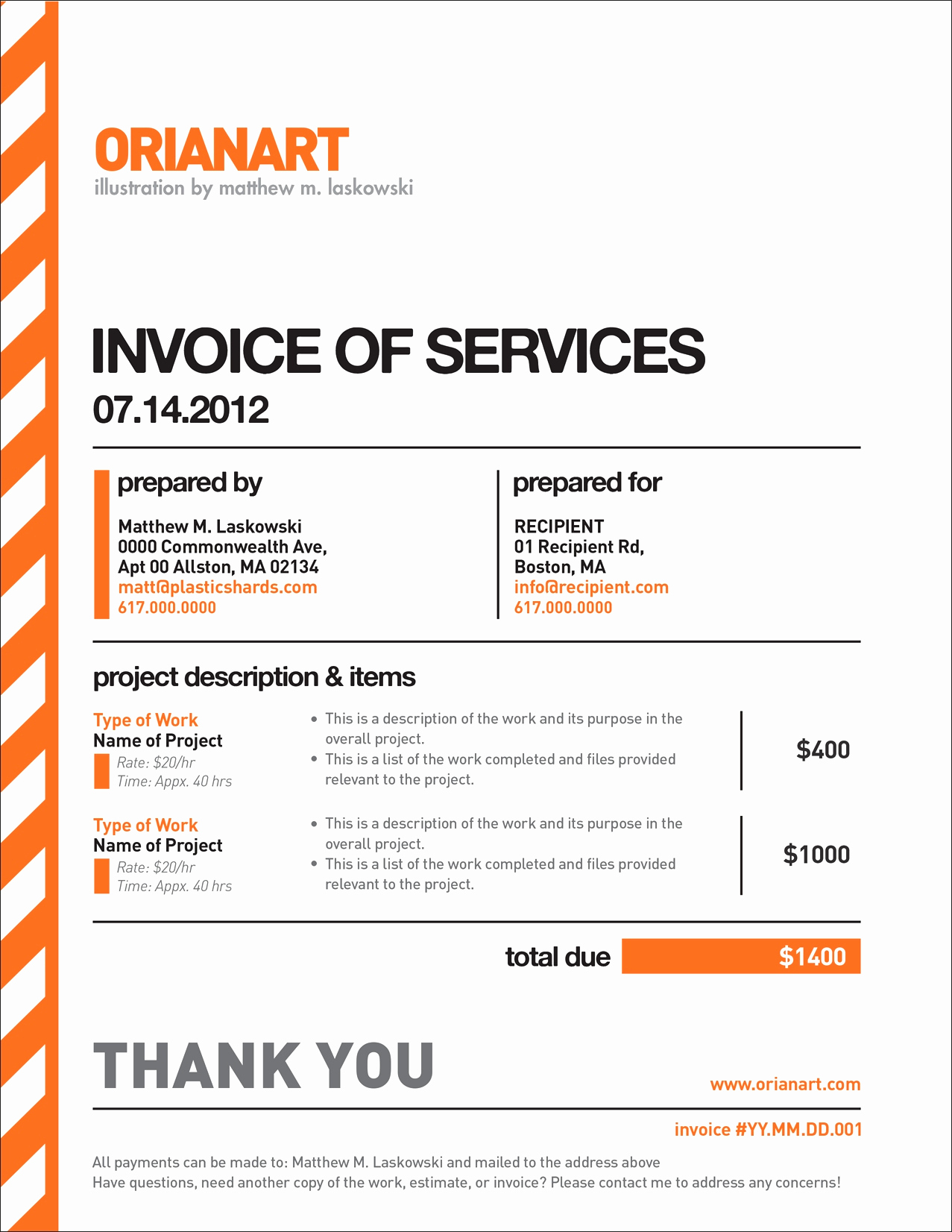 Invoice Template Graphic Design Fresh Graphic Designer Invoice Throughout Artist Invoice Samples