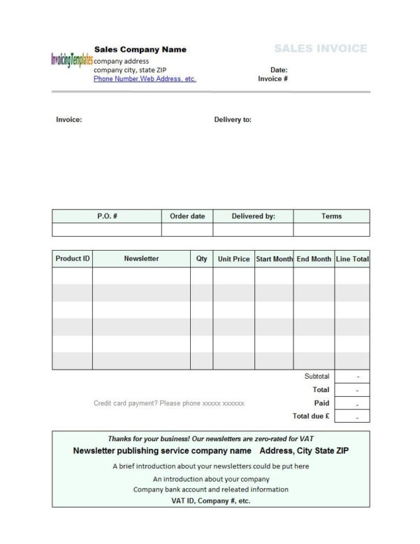 Invoice Template: Invoice Template Open Office Open Office Ballot With Invoice Template Open Office