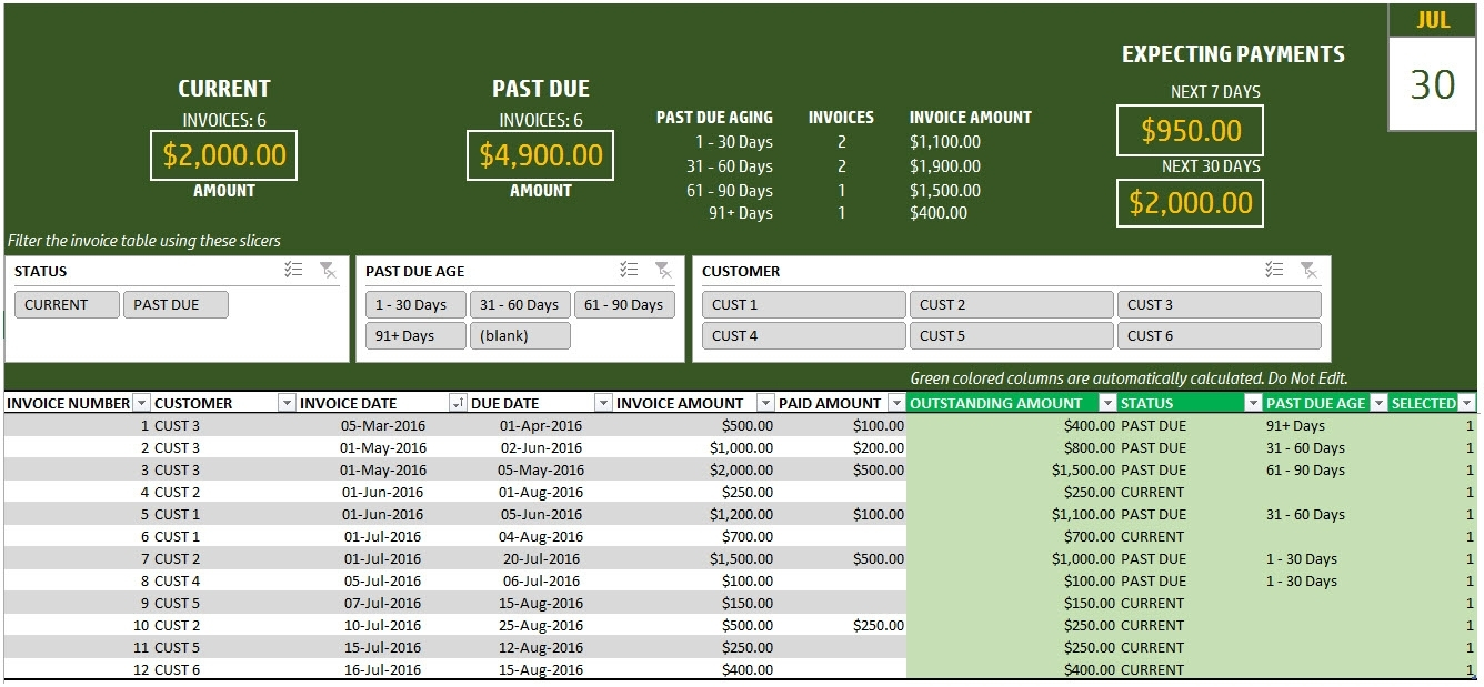 Invoice Tracker Template For Small Business Free Spreadsheet With Within Small Business Sales Tracking Spreadsheet