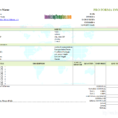 Invoice Tracking Template For Invoice Tracking Spreadsheet Template