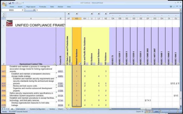 Iso 27001 Controls Excel And Iso 27001 Controls And Objectives Xls And Iso 27001 Controls Spreadsheet