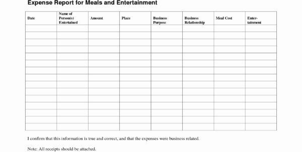 Itemized Expenses Template Fresh Expense Reimbursement Form Easy And Reimbursement Sheet Template