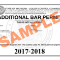 Lara   New Designs For Liquor Licenses And Permit Documents Within Business License Samples