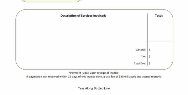 Lawn Care Invoice Landscaping Invoice Template Invoice Example And Lawn Care Invoice Template