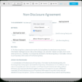 Legally Binding Electronic Signatures With Business Contract Software