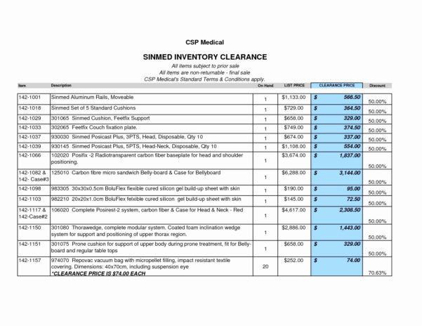 Linen Inventory Spreadsheet Elegant Linen Inventory Spreadsheet New For Linen Inventory Spreadsheet