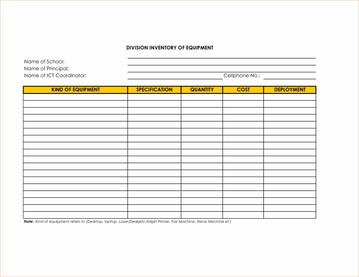 Liquor Cost Spreadsheet Excel Unique Medical Supply Inventory With Supply Inventory Spreadsheet