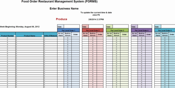 Liquor Inventory Control Spreadsheet Luxury Liquor Inventory Control With Excel Spreadsheet For Inventory Management