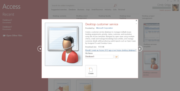 Make Microsoft Access Simpler With Free Templates Throughout Customer Database Template Access