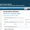 Massachusetts Business Entity And Corporation Search   Ma Secretary And Hawaii Corporation Search