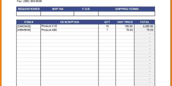 Meal Plan Template Excel Purchase Order Template Excel – Spreadsheet In Purchase Order Spreadsheet