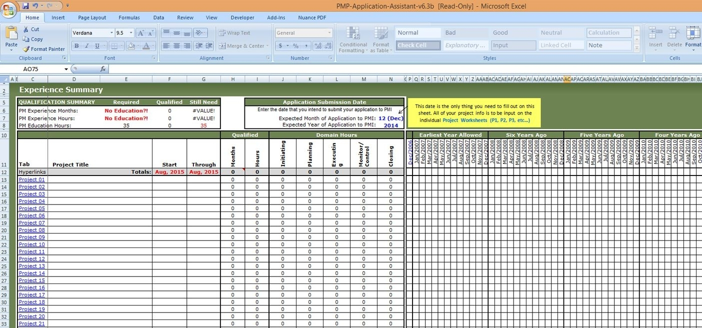 Microsoft Excel Project Template Task Tracking Spreadsheet Inside For Project Task Tracking Template