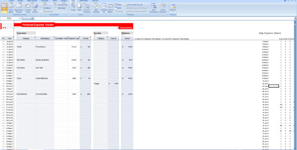 Microsoft Excel Time Tracker Template Free Downloads Free Daily With Time Tracking Excel Template
