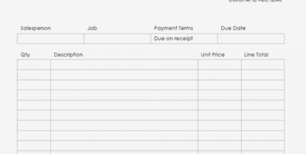 Microsoft Word Invoice Template Invoices Office Regarding Templates In Microsoft Invoice Office Templates