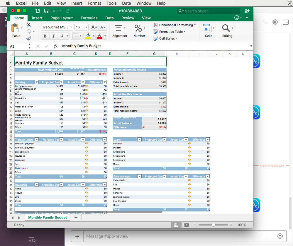 Money Lover | Blog | You Don't Need Budget Spreadsheet Intended For Budget Spreadsheet App