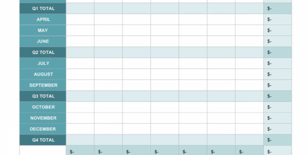 Monthly Bill Spreadsheet Template Free | Worksheet & Spreadsheet In Expense Spreadsheet Template Free