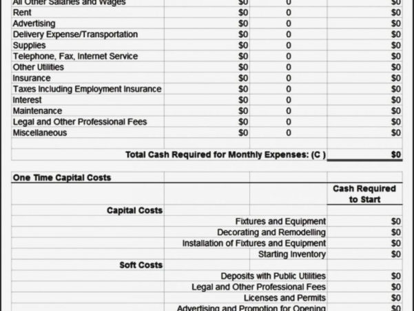 Monthly Business Expense Template Expenses Spreadsheet Small Within Monthly Business Expense Spreadsheet