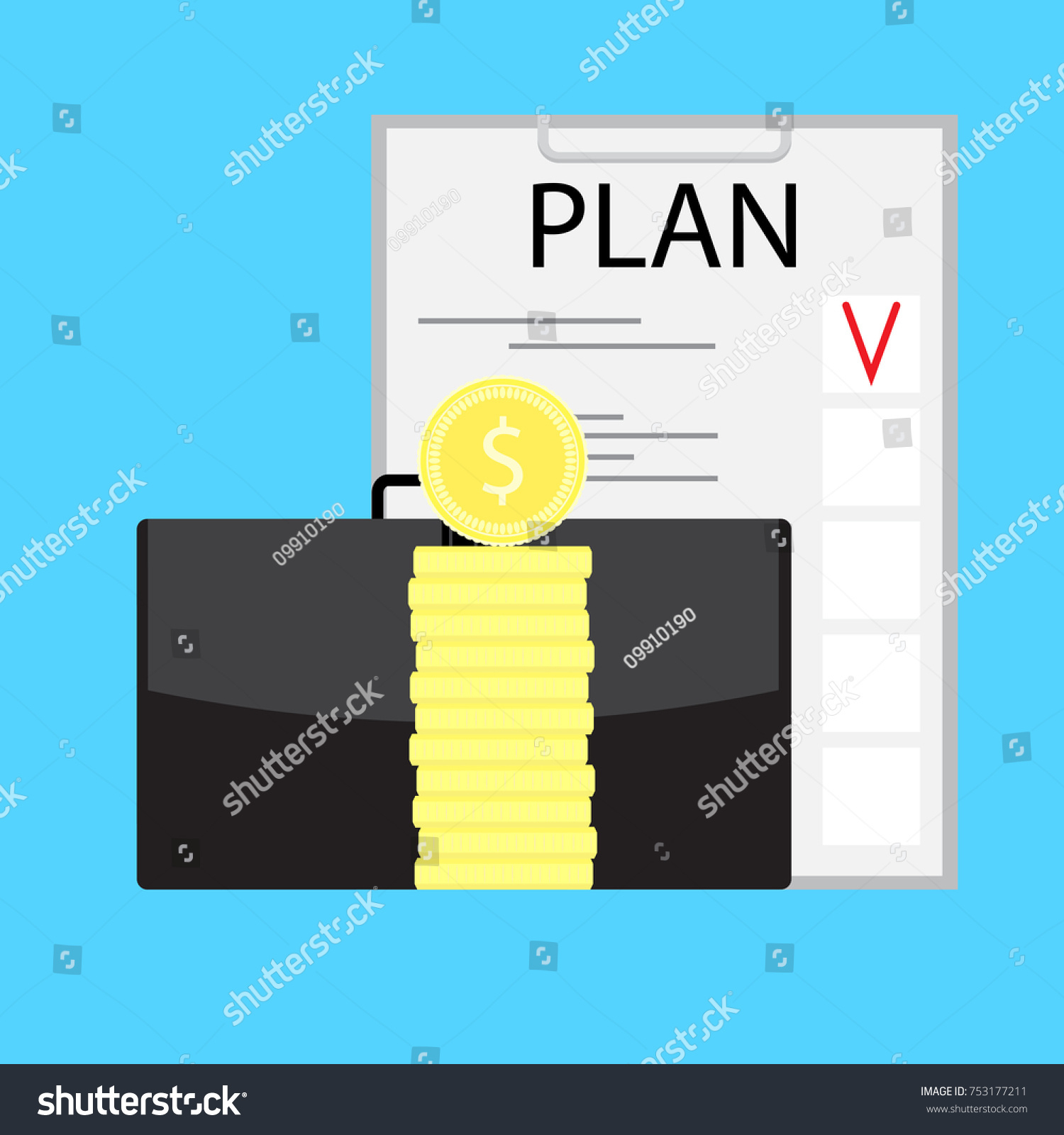Monthly Financial Planning Goals Objectives Finance Stock Inside Monthly Financial Planning