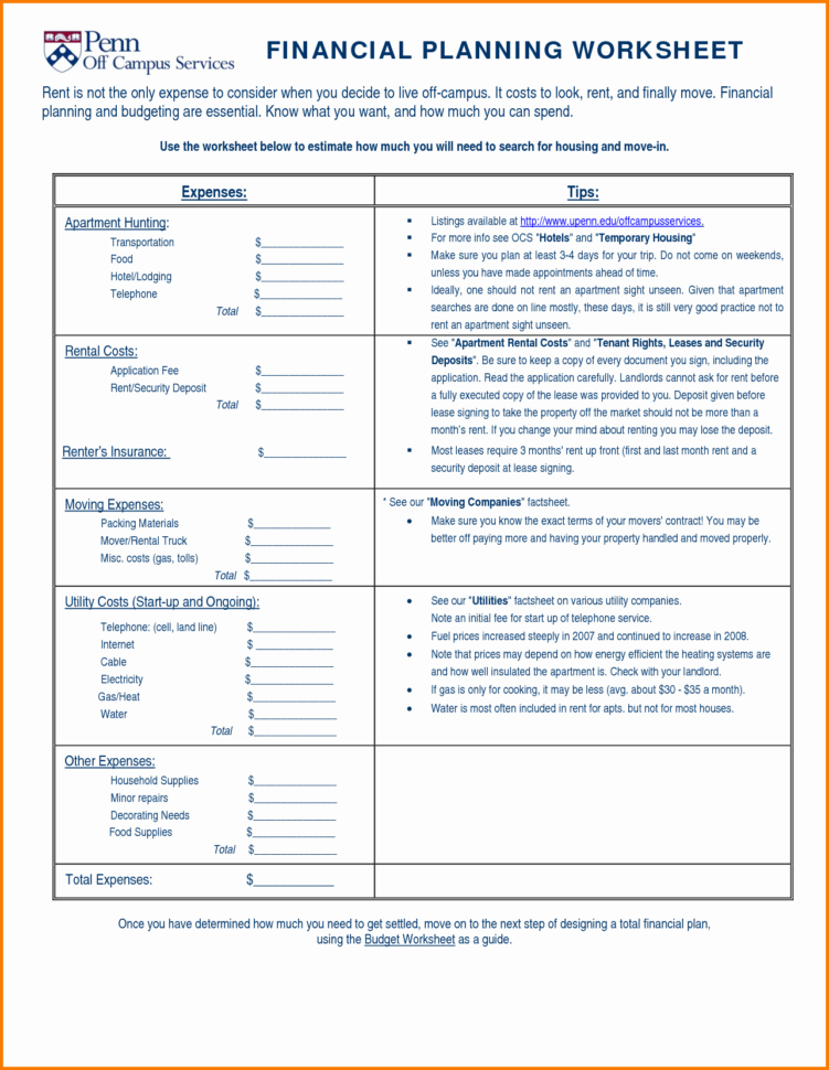 Monthly Retirement Planning Worksheet Answers Dave Ramsey Fresh Throughout Retirement Planner Spreadsheet