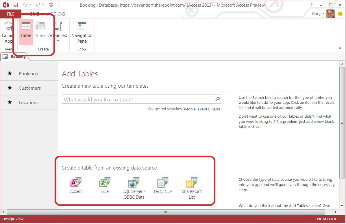 Moving Data Forward Into Access 2013 - Microsoft 365 Blog With Convert Excel Spreadsheet To Access Database 2010